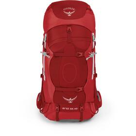 Osprey Ariel AG 65 Plecak Kobiety, picante red